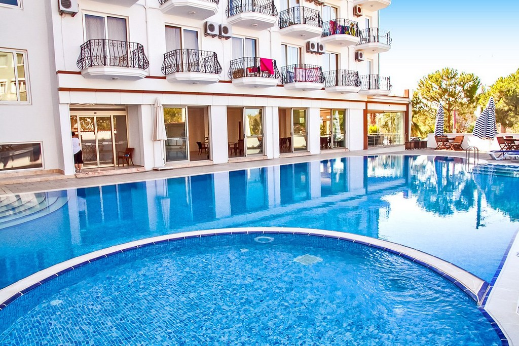 Hotel Ergin Sarimsakli Leto 2020 Holiday Turisticka Agencija