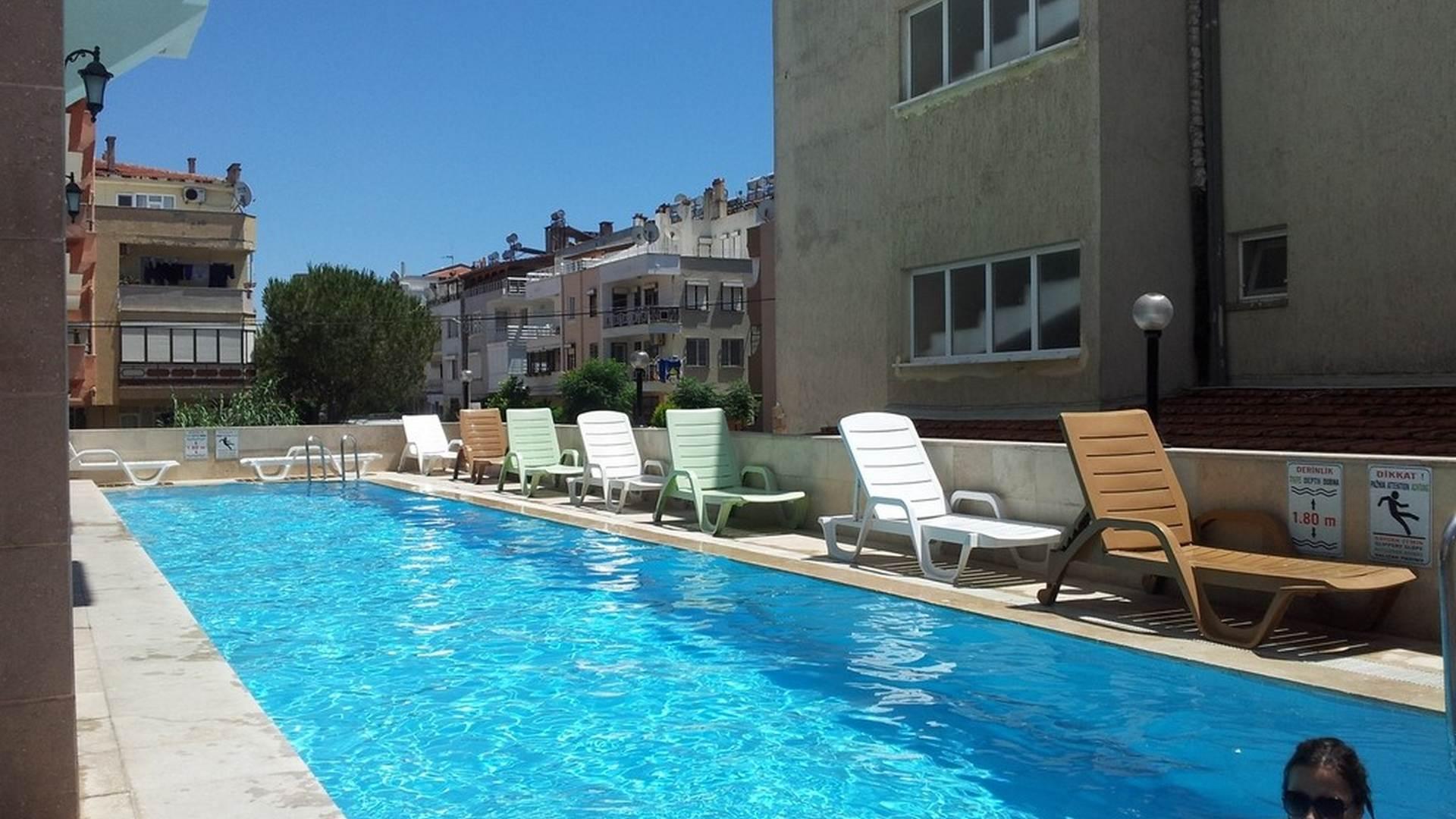 Hotel Sezer Sarimsakli leto Turska